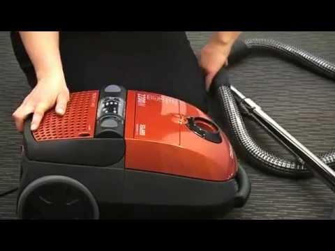 Zelmer Solaris Vacuum Cleaner