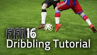 FIFA 17 (16) SPECIAL DRIBBLING TUTORIAL - PROFESSIONAL PLAYER - BEST ATTACKING MOVE