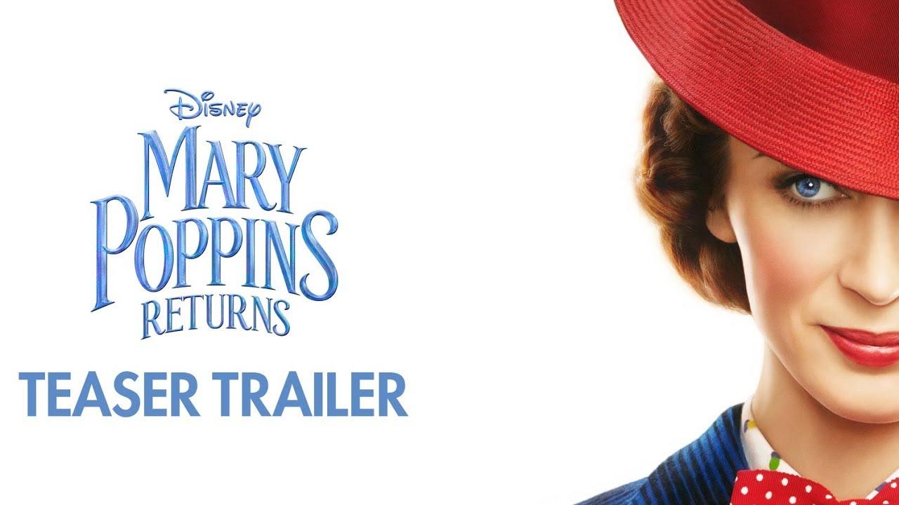 Mary Poppins sa vracia (2018)