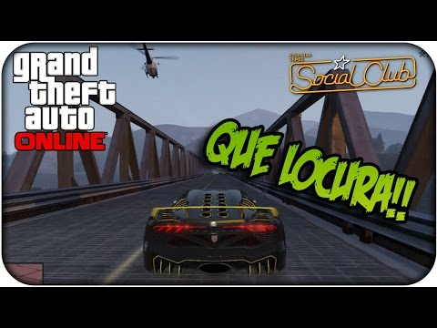 QUE LOCURA DE CARRERA GTA 5 GAMEPLAY online Carreras Epicas Divertidas XBOX360PS3 NinyHD
