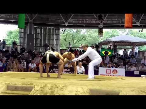 BUL Stiliyan vs FIN Sumo World Championships 2015