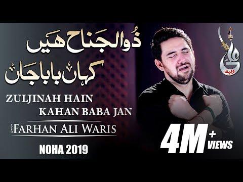 Farhan Ali Waris | Zuljanah Hain Kahan Baba Jan | 2019 | 1441