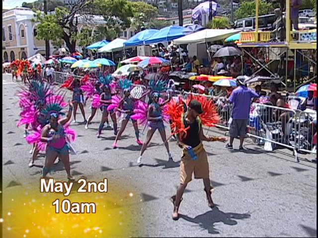 Carnival 2015 Adult Parade