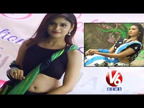Silk And Cotton Expo 2018 Grandly Begins At Hyderabad | V6 News