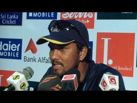 Post Match Press Conference – Day Four, 3rd Test at Pallekele - Pakistan in Sri Lanka 2015