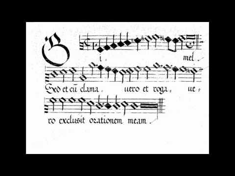 Лассо, Орландо ди - Lamentationes Hieremiae Prophetae (quatuor vocum)