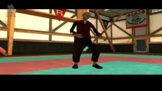 GTA San Andreas - Aprender estilo de pelea en el Gimnasio de San Fierro - MQ