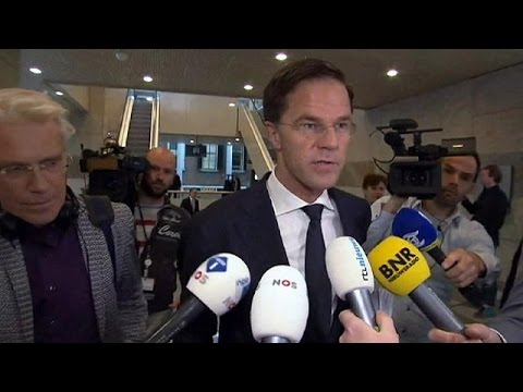 Dilemma for Dutch PM Rutte after voters reject EU-Ukraine partnership deal