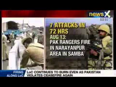 Pakistan LoC Fire: Despite repeated provocations, Pak blame India for Firing
