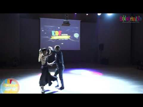 Ahmet & Bilgen Dance Performance - EDF 2016