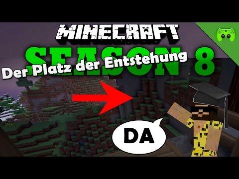 DER PLATZ DER ENTSTEHUNG «» Minecraft Season 8 # 278 HD