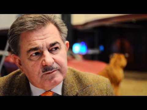 Gerhard Mitrovits, General Manager, Hotel Baltschug Kempinski, Moscow @ ITB Berlin 2012