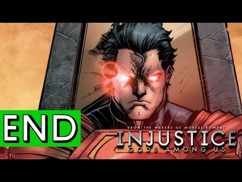 Injustice: Gods Among Us - [ENDING] PART 11 Playthrough [1080p] Lets Play Walkthrough TRUE-HD QUALIT