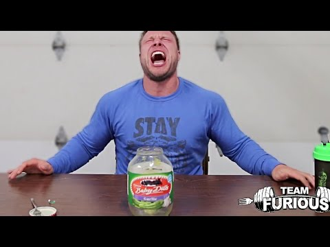The BIG Pickle Challenge | Furious Pete