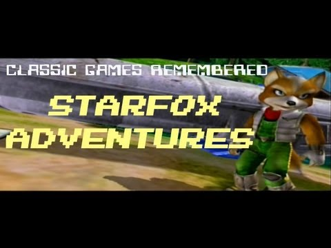 Let's Play Starfox Adventures: Classic Games Remembered