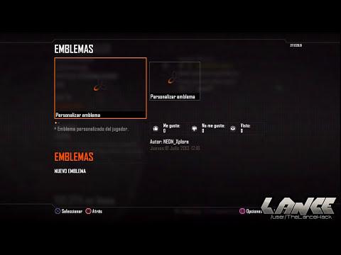 Como Copiar Emblemas de Black Ops 2