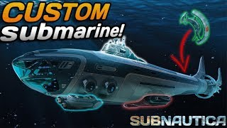 CUSTOMIZABLE Submarines, Base Controls & More! - Subnautica: Below Zero   Subnautica News #120