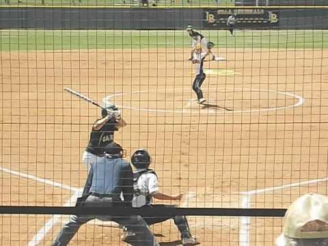Taylor Petty Goes Off Speed For First Strikeout