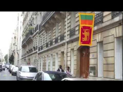 SRI LANKAN EMBASSY IN FRANCE
