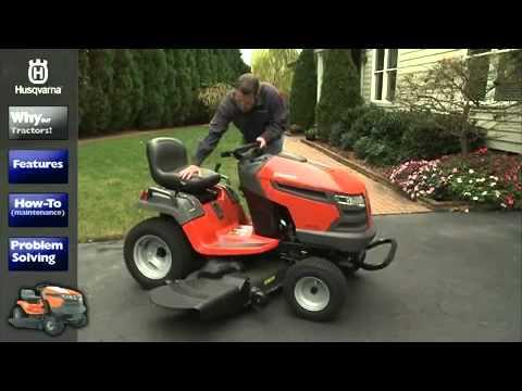 Husqvarna Riding Lawn Mower Wheels