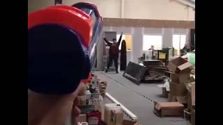 Nerf Dog - Tennis Ball Blaster