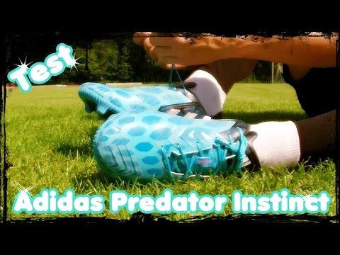 Testing Draxler's Adidas Predator Instinct FG
