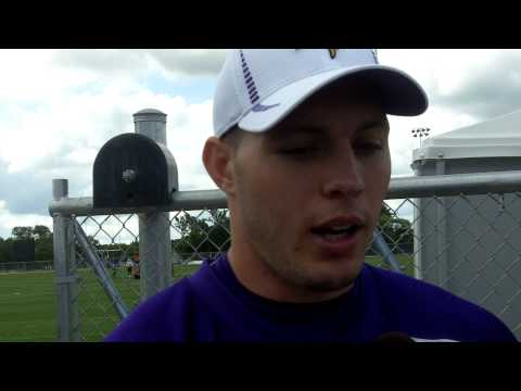 Vikings Training Camp 2012: S Harrison Smith