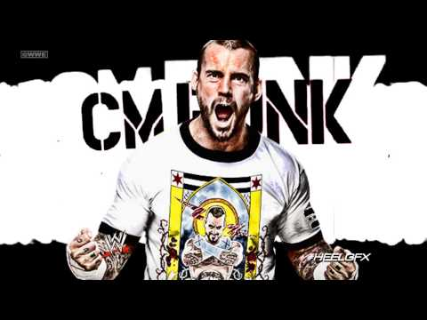 2013: CM Punk 2nd WWE Theme Song - Cult Of Personality (WWE...