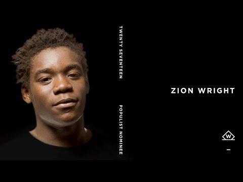 Zion Wright | Populist: 2017