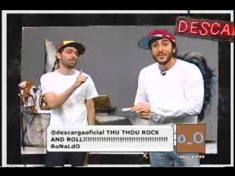 A maior bagunça da história do Descarga MTV 1/3