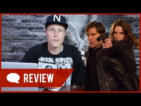 Mission Impossible: Rogue Nation (2015) - #FilmReview