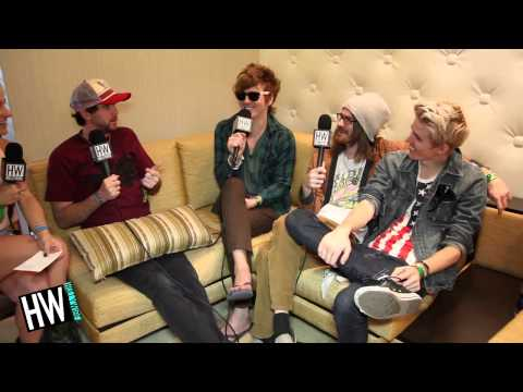 Forever The Sickest Kids Reveal New Album Details In Hilarious Interview!