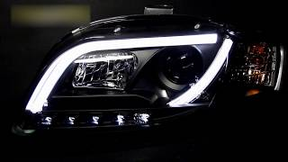 Тюнинг фары Ауди А4 Б7 | Headlights Audi A4 B7