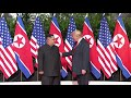 Download video Trump And Kim Jong Un Shake Hands In Singapore