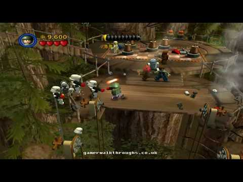 Crack do lego star wars ii