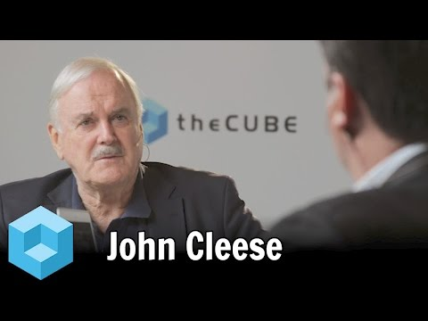 John Cleese - ServiceNow Knowledge15 - theCUBE