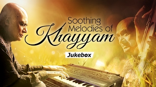 Soothing Melodies of Khayyam - Superhit Bollywood Classics - Popular Hindi Songs HD