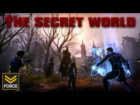 The Secret World Beta - Illuminati Starting Zone (Gameplay)