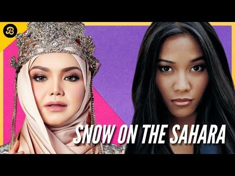 Download Lagu Snow On The Sahara - Dato Siti Nurhaliza & Anggun MP3 Free