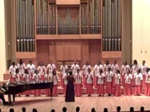 The Kensington Chorale sings