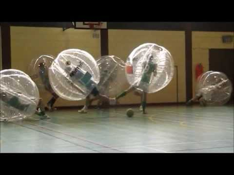 Bubble football Limerick