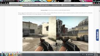 Mods Counter Strike Source (Armas CS:GO, Re-Texture Mapas, Models CS:GO y más) ¡Gratis!