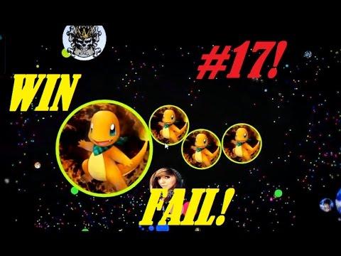Gota.io Win/Fail #17 - CRAZY PRESPLITS! - Yhiita And Subs!