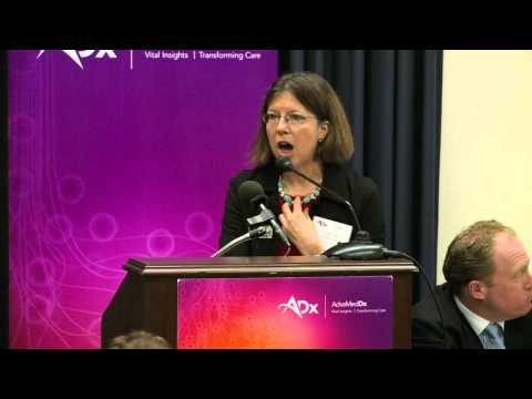AdvaMedDx: Antibiotic Resistance Briefing - Cynthia L. Sears, MD