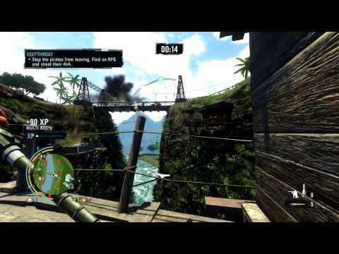 Far Cry 3 walkthrough - Deepthroat