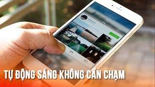 Tắt bật màn hình iPhone ko dùng bất kỳ phím cứng nào -NO NEED hard button to turn on phone-Possible?