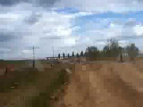 Mx Land Chute video