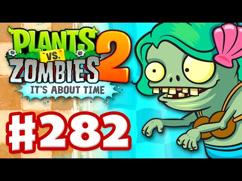 Plants vs. Zombies 2: Its About Time Gameplay Walkthrough Part 282 Tiki Torch er iOS