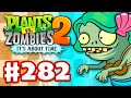Plants vs. Zombies 2: It's About Time - Gameplay Walkthrough Part 282 - Tiki Torch-er! (iOS)