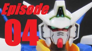 Gundam Age Episode 4 Review - Paintball and pantlessness